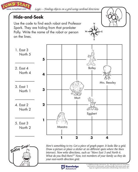 get printable directions image result for follow compass directions worksheet