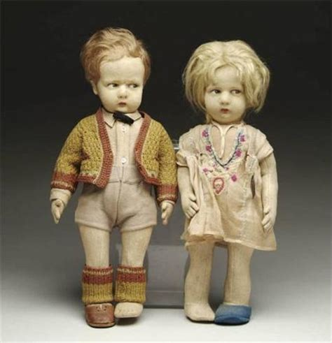 lenci doll identification pair of 300 series lenci dolls