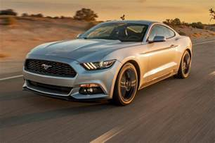 Ford Mustang 2 3 Ecoboost 2015 Ford Mustang Ecoboost 2 3 Test