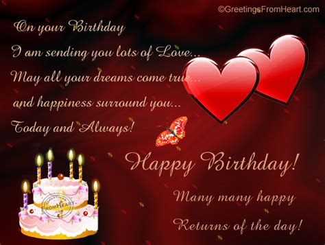 Advance Happy Birthday Wishes For Husband Advance Happy Birthday Wishes Ecards