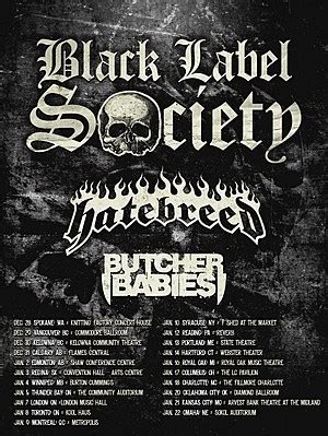 Blacklabel Rock Band Motorhead Glow In The Motorhead 005 M black label society join hatebreed butcher babies for tour