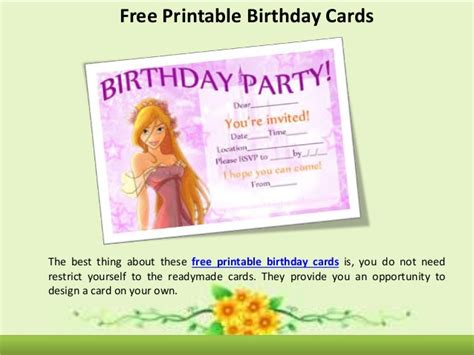 printable birthday cards customizable this time say it with personalized free birthday ecards