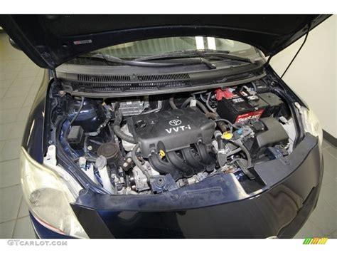 2008 Toyota Yaris Engine 2008 Toyota Yaris Sedan 1 5 Liter Dohc 16 Valve Vvt I 4