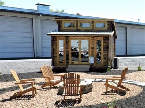 oregon tiny house in bend built by tiny homes of central oregon 110 se 9th street