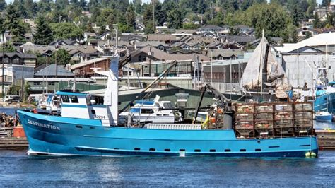 fishing boat lost at sea seattle fishing boat lost since february found on ocean