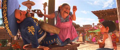 coco film coco clip and featurette reveals more details of pixar s