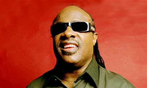 Blind Singer stevie i never thought of being blind and black as a disadvantage the guardian