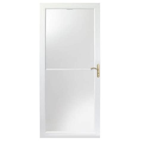 door 3000 series with low e glass andersen 36 in x 80 in 3000 series white self storing