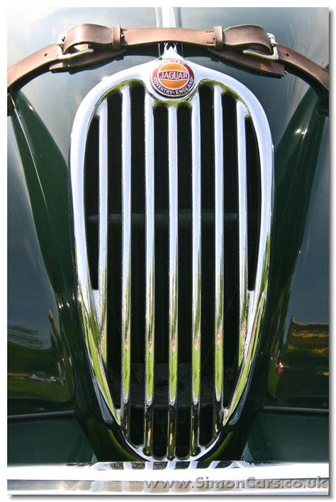 jaguar grill simon cars jaguar xk140