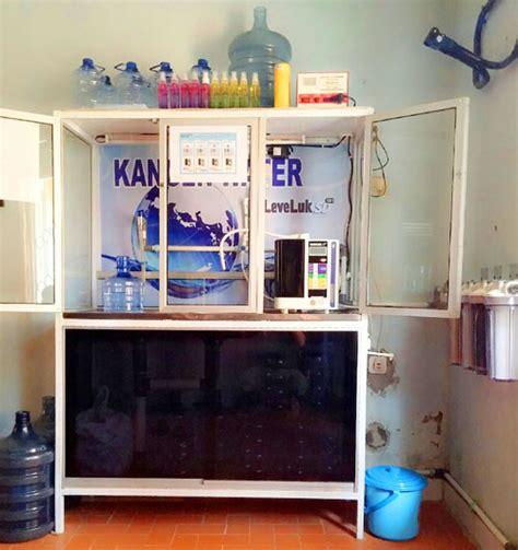 instalasi mesin kangen water makassar