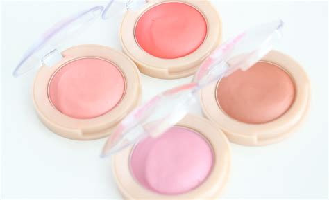 Maybelline Bouncy Mousse makeupmarlin maybelline bouncy blush
