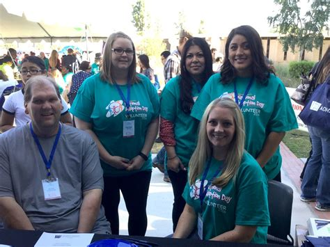 Maricopa County Superior Court Records Search Vital Records Staff Participate In National Adoption Day Az Dept Of Health