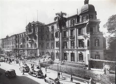 Shepheard's Hotel, Cairo, Egypt, Circa 1948 | www ...