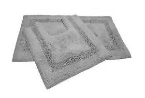 grey bath mats and pedestal mats diamante sparkle 100 cotton 2pc bath mat pedestal set