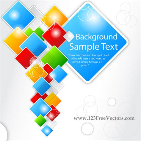 layout free vector download abstract square vector background by 123freevectors on