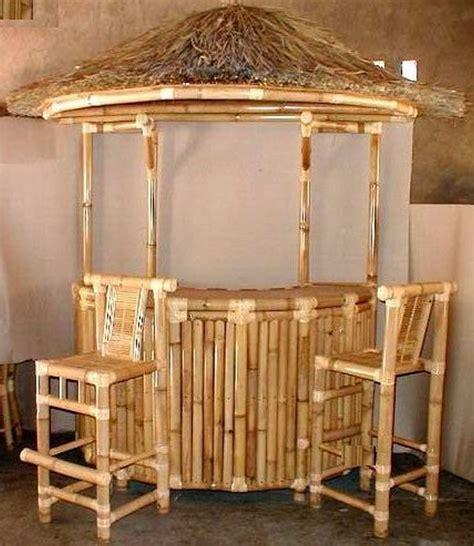 arredamento in bambu mobili bar bambu gazebo