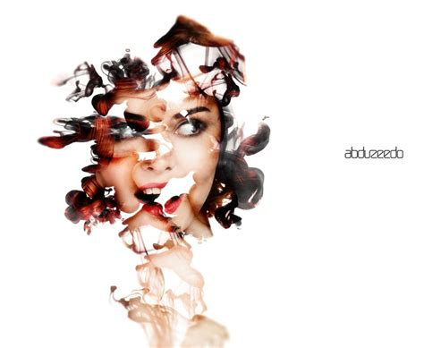 typography portrait tutorial photoshop cs6 abstract photo manipulation in photoshop cs 6