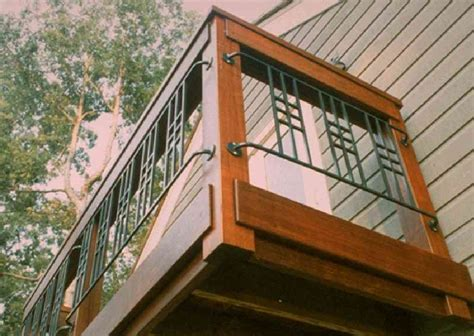 Patio Deck Railing Designs Decks With Metal Railings See Lots Of Deck Railing Ideas Http Awoodrailing 2014 11 16 100s