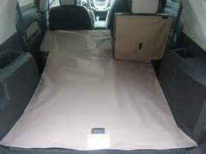 Gmc Cargo Liner Canvasback Cargo Liner For The Gmc Terrain From Wooska