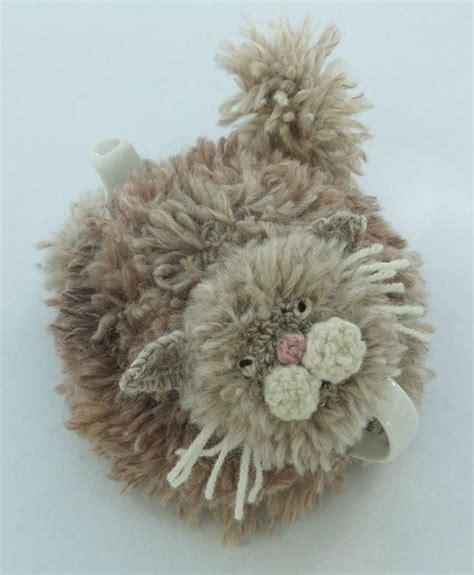cat fur knitting 17 best images about knit crochet tea cozy on