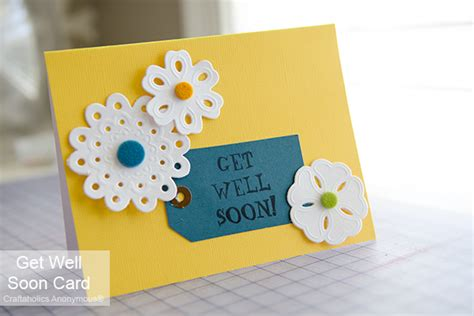 get well soon cards to make handmade get well soon cards for images