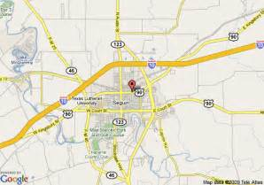 map of americas best value inn seguin