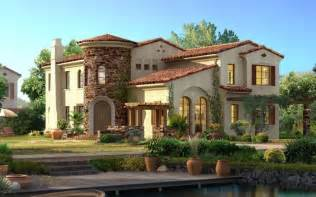 Mediterranean House Plans architecture house plans on home mediterranean house plans