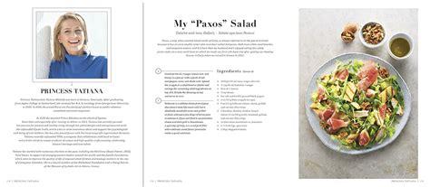 libro grecia gastronomia tatiana de grecia publica un libro de cocina cotilleando el mejor foro de cotilleos sobre la