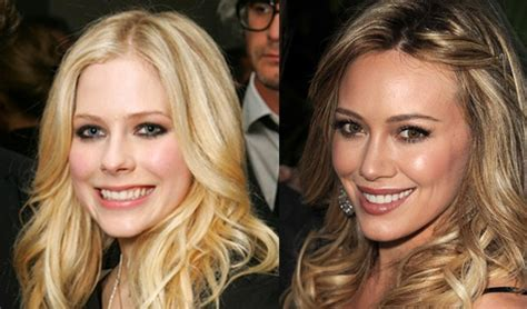 The Feud Avril Lavigne Hilary Duff by Look Alike Part 3 2