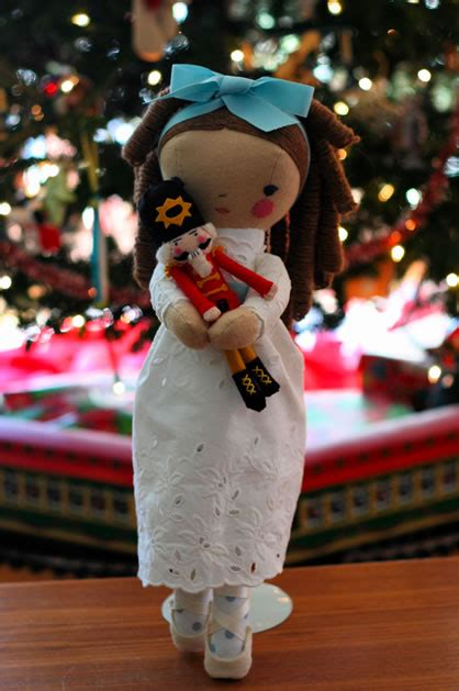 how to clara and nutcracker dolls make