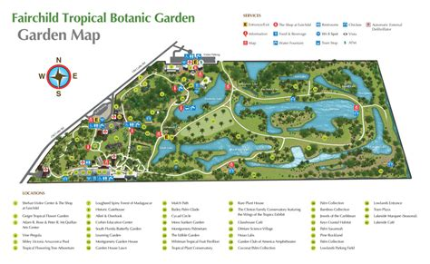 Map Of Melbourne Botanical Gardens Top 10 Gardens In The World To Visit In January Teleflora