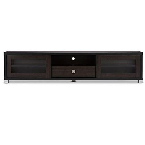 baxton studio unna 70 in tv cabinet baxton studio beasley 70 inch wooden tv cabinet in dark