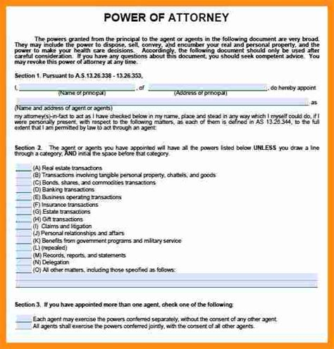8 florida durable power of attorney form pdf action