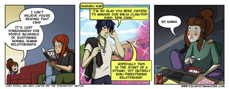 Anime 50 Shades Of Grey by Removing One S Rocks Critical Miss The Escapist