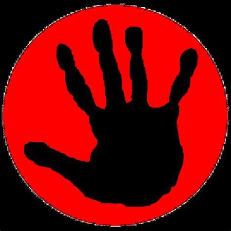 black hand black hand ninja society