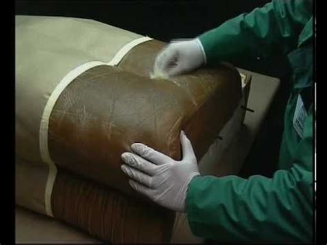 repair  leather sofa youtube