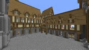 proceeding on the castle minecraft by nosh0r