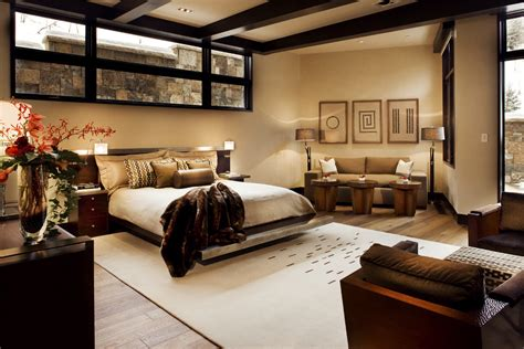 Modern Bedroom Design Ideas Remodels Photos With Beige   sublime sherwin williams kilim beige decorating ideas