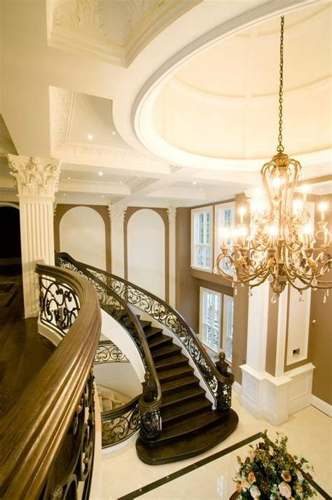 dreams homes interior design luxury beautiful stairs beautiful staircase and chandelier great for entrance as
