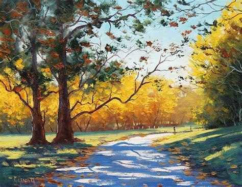 imagenes de paisajes y caminos cuadros modernos modernos y coloridos paisajes con