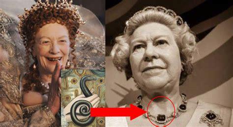 illuminati reptilian evidence elizabeth ii s ancestors descended from