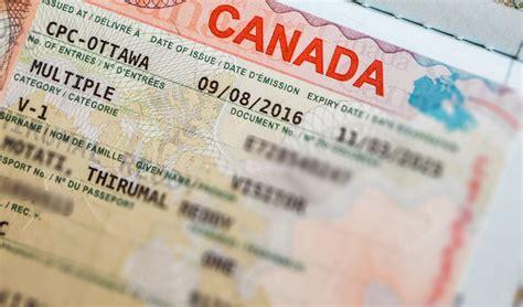 Can U Get A Canadian Passport With A Criminal Record Canada Tourist Visa Requirements Visa Traveler