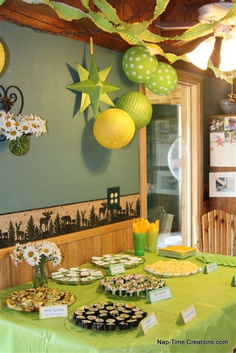 Baby Shower Decorations Yellow by 82 Best Green And Yellow Baby Showers Images On