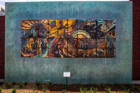 ceramic wall tile murals outdoor installations of tile murals natalie studios
