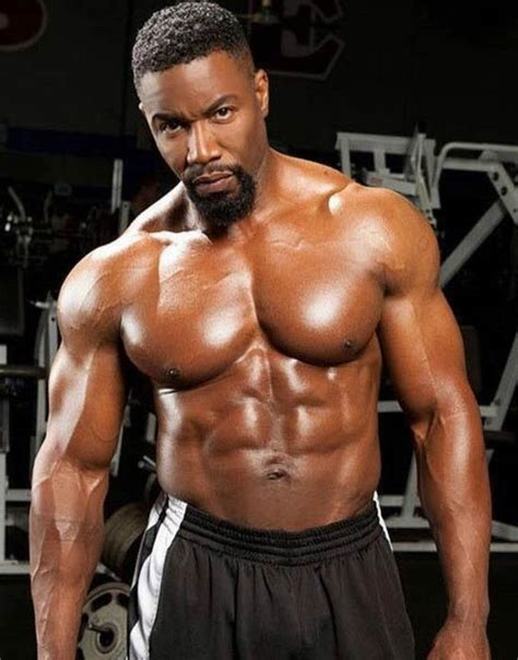mike colter healthy celeb michael jai white workout routine healthy celeb