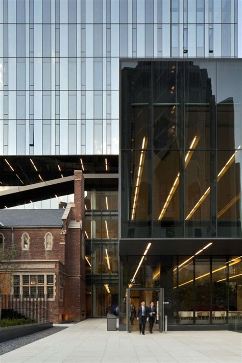 Rotman Mba Building Hours by Rotman School Of Management By Kpmb Architects