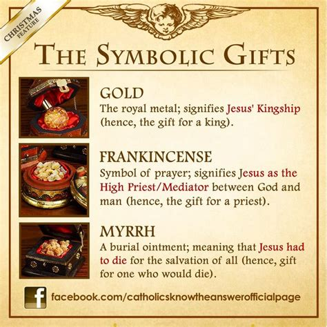 the best interpretation of christmas the symbolic gifts of the wise traditional the and