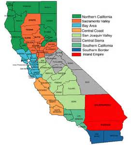map of california regions find artists communities www actaonline org