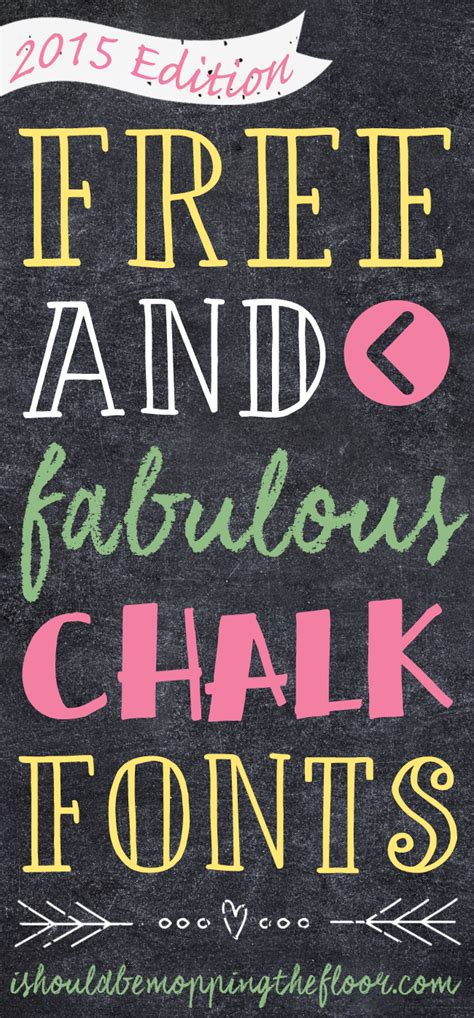 chalk lettering 101 an introduction to chalkboard lettering illustration design and more books i should be mopping the floor free and fabulous chalk