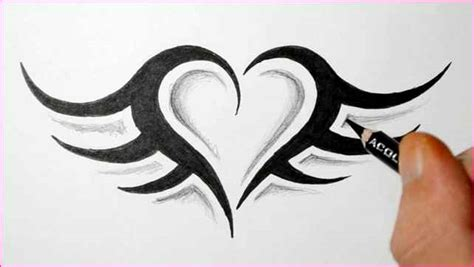 easy tattoo drawing step by step cool tattoo designs to draw easy simple image gallery